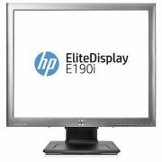 "Monitor HP 18.9"" EliteDisplay, E190i, 1280x1024 mat, LCD LED, IPS, 8ms, 178/178º, VGA, DVI-D, DP, USB2.0 2x, Lift, Pivot, crna, 36mj, (E4U30AA)"