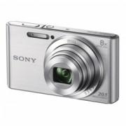 Sony DSC-W830 Aparat Foto Compact 20.1MP Argintiu