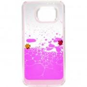 Husa de protectie Tellur Cover pentru Samsung S6 Glitter Fish