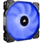 Corsair Casefan AF120 LED (2018), Blue, 120mm, Single Pack
