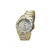 Reloj Q&Q F461-004Y - Dorado