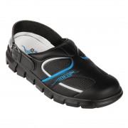 Abeba Dynamic Microfibre Slip On Clogs 44 Size: 44