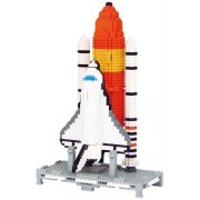 Nanoblock Space Center Deluxe Edition (Japan Import)