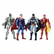 Dc Comics Justice League Figuras Luces Y Sonidos