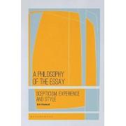 A Philosophy of the Essay par Plunkett & Erin University of Hertfordshire & UK