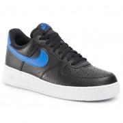 Обувки NIKE - Air Force 1 LO AQ8630 001 Black/Hyper Cobalt/White
