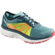 Salomon Sonic RA Road Running Shoes For Men(Green)