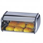 Кутия за хляб SAPIR SP 1225 B, 44 см, Инокс