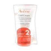 Avène Cold Cream Hands Cream Concentrate Pack of 2 x 50 ml - Lote 2 x 50 ml