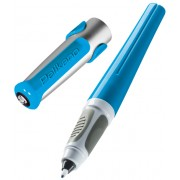 Roller Pelikano albastru, 2 rezerve Pelikan