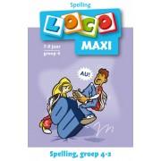 Maxi loco spelling groep 4, deel 2
