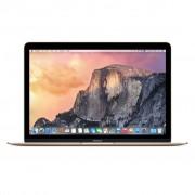 Apple MacBook 12 Dual Core Intel Core M 1.2GHz /512GB SSD / 8GB / Intel Graphics 5300 (златист)