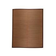 【68%OFF】南風 い草ラグ ブラウン 191x240 インテリア・家具 > 敷物~~ラグ