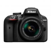 Nikon D3400 DSLR Zwart + AF-P 18-55mm VR - Demomodel