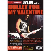 Roadrock International Lick Library: Jam With Bullet For My Valentine DVD, CD