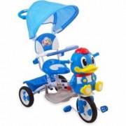 Tricicleta ratusca albastru Baby Mix