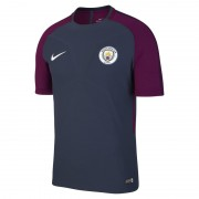 Manchester City AeroSwift Strike Herren-Fußballoberteil - Blau