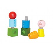 Hape-Wooden Twist and Turnables