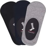 RR Accessories Mens Solid(p.lo.pk3) Lofar Socks