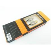 Cablu Date si Incarcare RONPIN Type-C Cablu Panza Culoare Negru pt Telefon Table