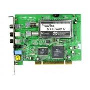Leadtek WinFast DTV2000 H - Adaptateur d'entrée vidéo / tuner TV analogique / récepteur DVB-T - PCI - SECAM, PAL