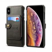 39.95 Mobilt skydd med korthållare för iPhone 6/7/8, svart iPhone 6/iPhone 7/iPhone 8 Svart