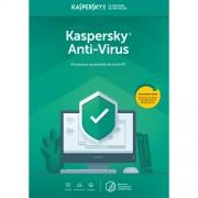 Kaspersky Antivirus 2020 3 Appareils 1 An