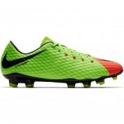 Zapatos Fútbol Hombre Nike HypervenomX Phelon III FG + Medias Largas Obsequio
