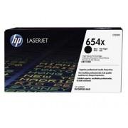 HP 654X / CF330X - Tonerkassett Svart