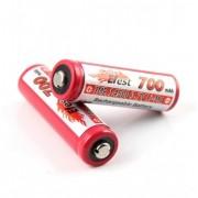 Acumulator Efest V2 IMR 14500 700mAh 3.7V button top
