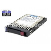 HP 619291-B21 900-GB 6G 10K 2.5 DP SAS DISCO DURO