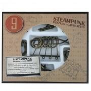 Metalne mozgalice Steampunk Set Braon G4G-102