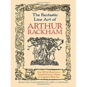 The Fantastic Line Art of Arthur Rackham, Paperback