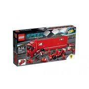 Lego 75913 F14 T & Scuderia Ferrari Truck (Red)