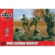 Kit constructie Airfix soldati infanterie germana