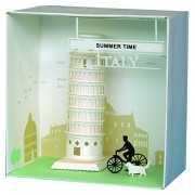 Leaning Tower of Pisa paper nano (japan import)