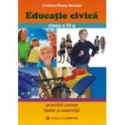 Educatie civica. Clasa a IV-a.