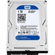 Western Digital SATA 1 TB Desktop Internal Hard Disk Drive (WD10EZEX)