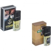 My Tune Set of 2 The Boss-Titanic Perfume