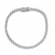 Biżuteria Verona Srebrna bransoletka