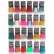Makeup Mania Exclusive Nail Polish Set Of 24 Pcs (Multicolor Set # 71-84)