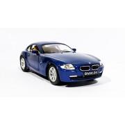 KINSMART SCALE 1:32 BMW Z4 COUPE TOY CAR, MULTICOLOR (Royal blue)