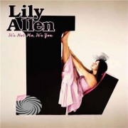 Video Delta Lily Allen - It's Not Me, It's You - CD