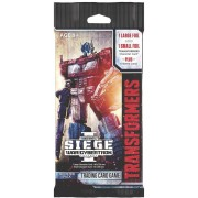 Wizards of the Coast Transformers TCG - War for Cybertron Siege I Booster Pack