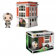 Pop! Vinyl Ghostbusters - Peter con Casa Pop! Town