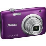 Digitalni fotoaparat Nikon Coolpix A100, ljubičasti