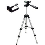 JMO27Deals Tripod-3110 40.2 Inch Portable Camera Tripod With Three-Dimensional Head Quick Release Plate Tripod