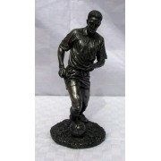 Futbalista szobor