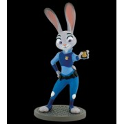 Judy Hopps-Figurina Zootropolis