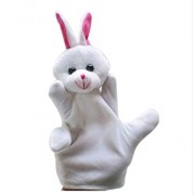 Newv Cute Big Size Animal Glove Puppet Hand Dolls Plush Toy baby kid Zoo Farm Animal Hand Glove